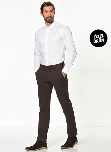 Beymen Business Slim Fit Pantolon Kahve
